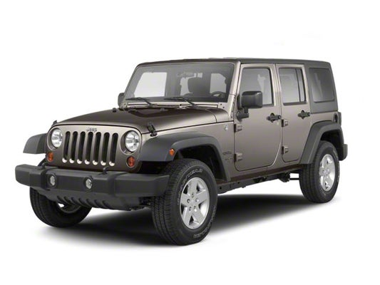 2010 Jeep Wrangler Unlimited Sport >> 2010 Jeep Wrangler Unlimited Sport