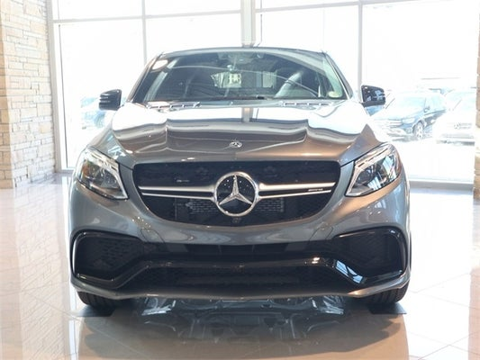 2019 Mercedes-Benz AMG® GLE 63 Coupe 4MATIC®